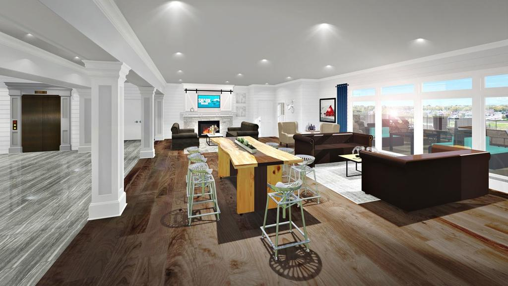 The Residences at Chagrin River Walk