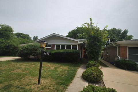 3643 Greenwood St, Skokie, IL 60076