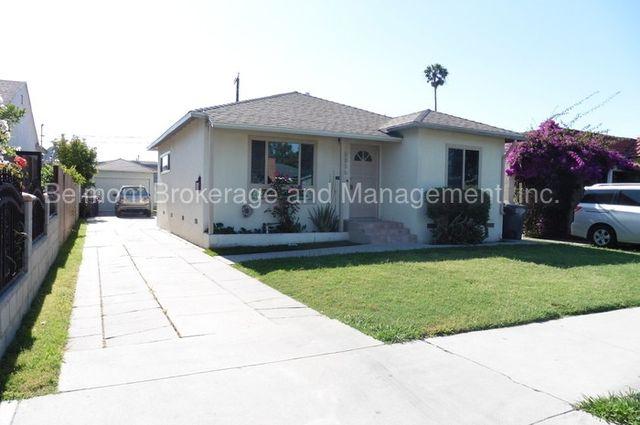 Lewis Ave Long Beach Ca