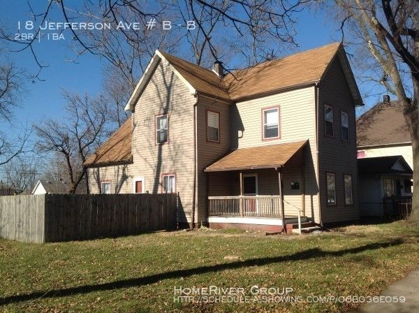 18 B N Jefferson St, Indianapolis, IN 46201