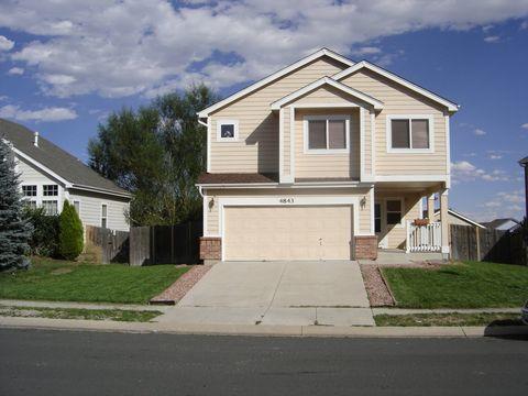 Photo of 4843 Sweetgrass Ln, Colorado Springs, CO 80922