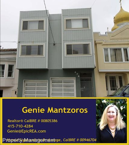 474 27th Ave Apt 7, San Francisco, CA 94121