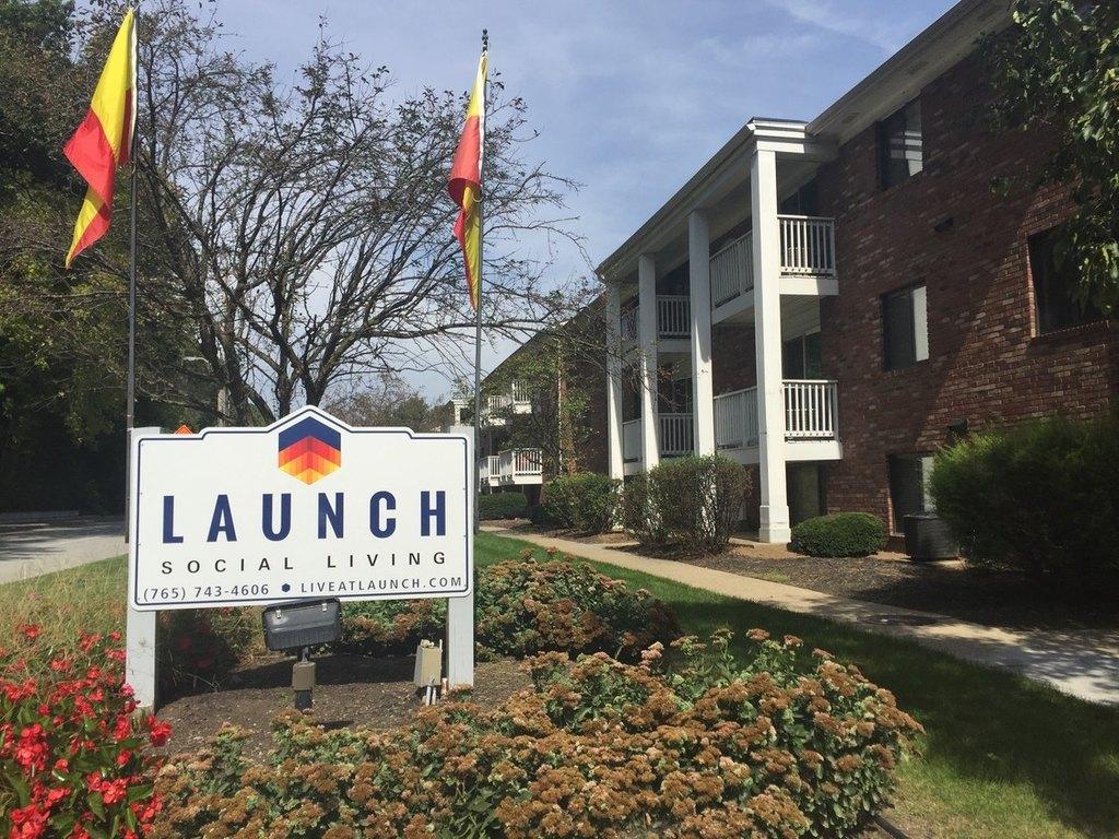 Launch Apartments West Lafayette