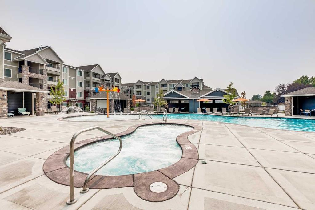 The Station Apartments at Gateway