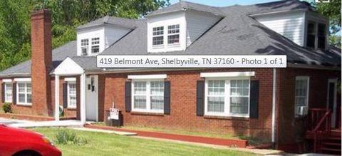 Photo of 419 Belmont Roberto Vicente Ave Unit 1, Shelbyville, TN 37160