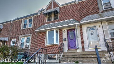 4740 Lansing St, Philadelphia, PA 19136