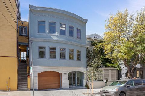 Photo Of 322 Chattanooga St San Francisco Ca 94114 House For Rent