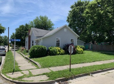 Photo of 301 W Wabash St, Frankfort, IN 46041