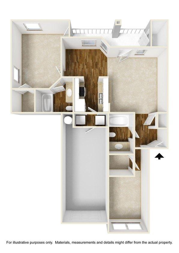 La Costa Apartments 6100 Ohio Dr Plano Tx 75024 Realtor Com