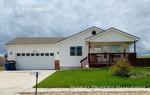 Photo Of 4809 S Pointe Dr, Rapid City, SD 57701