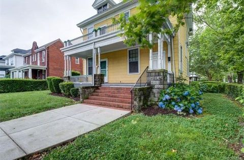 Photo of 2512 N Ave The Yellow House, Richmond, VA 23222