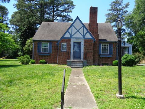 Photo of 508 Park Ave, Hopewell, VA 23860