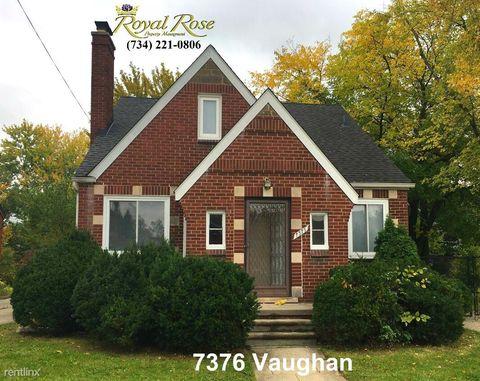 7376 Vaughan St, Detroit, MI 48228