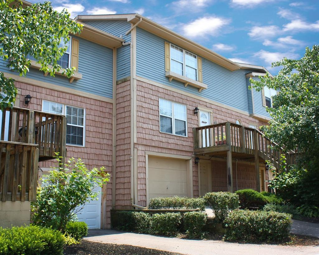 Crown Woodhills Apartments