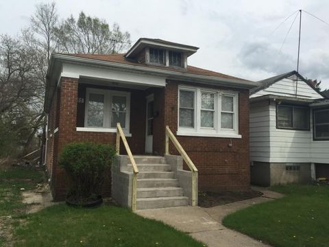 3685 Connecticut St, Gary, IN 46409