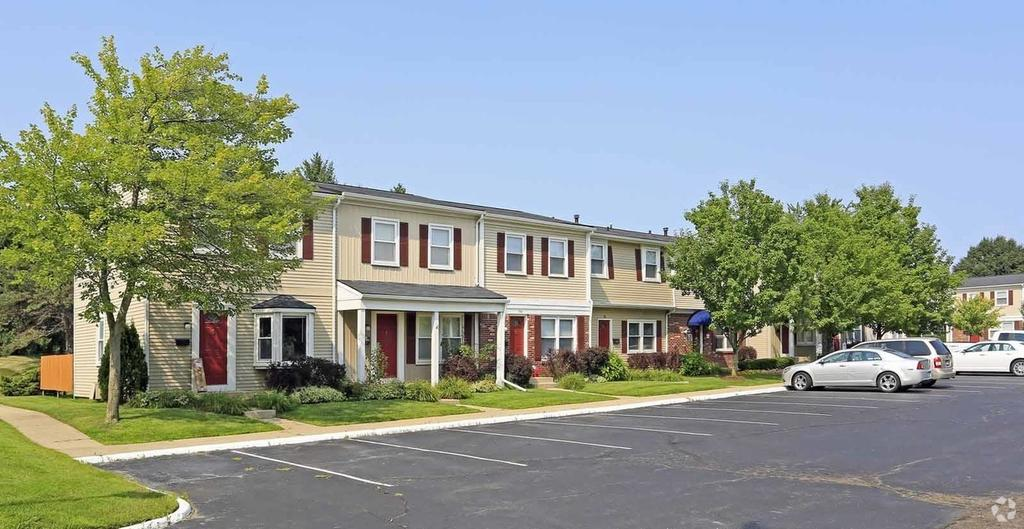Meadowfield Townhomes of Rochester Hills