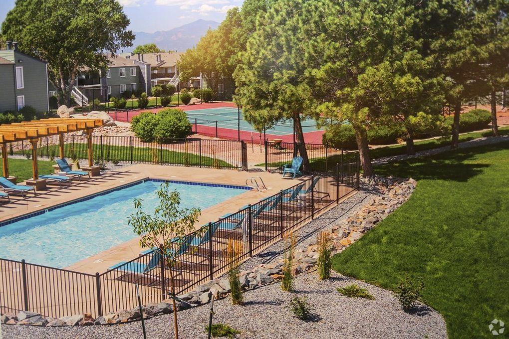 1510-1550 Chapel Hills Dr, Colorado Springs, CO 80920