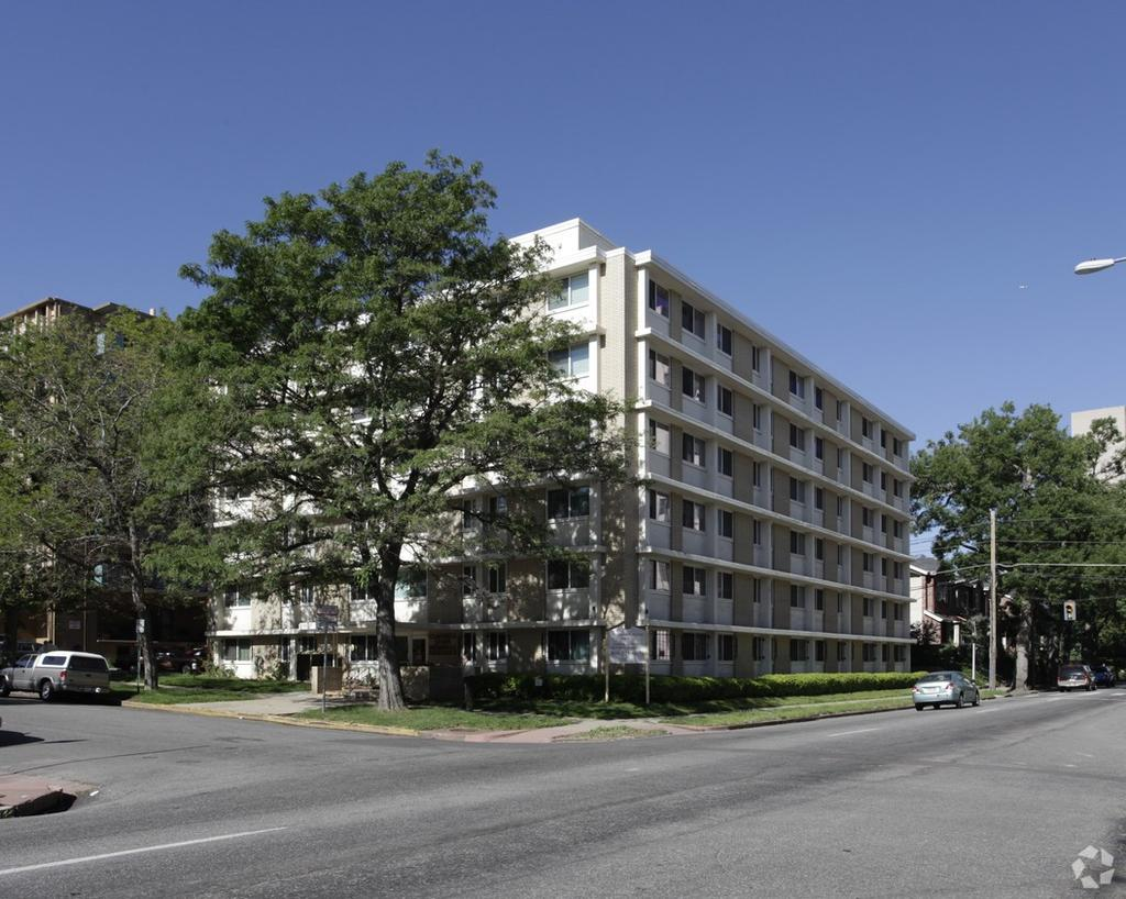 The Campbell Apartments for Seniors