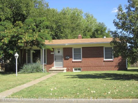 2502 N Porter Ave, Wichita, KS 67204