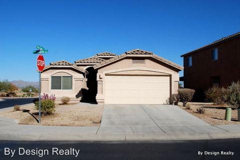 8028 W Star Catcher Dr, Tucson, AZ 85743