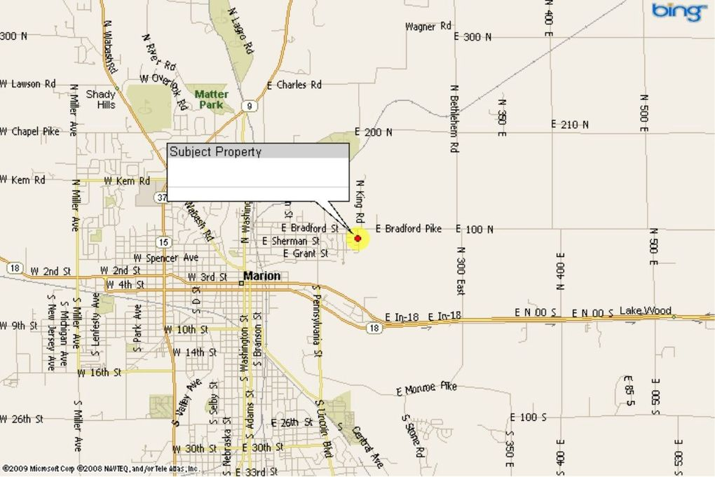 407 N Gatewood Dr, Marion, IN 46952