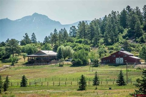 31 Mill Run Ct, Pagosa Springs, CO 81147
