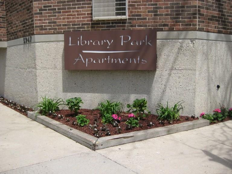 Library Park Apartments