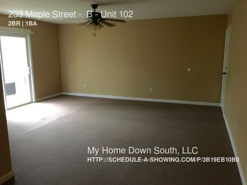 239 Maple St # B, Rutherfordton, NC 28139