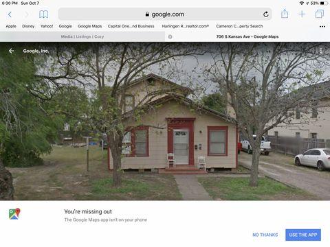 Photo of 706 S Kansas Ave, Weslaco, TX 78596