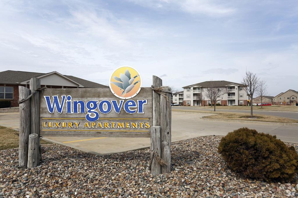 Wingover Luxury Apartments and Townhomes