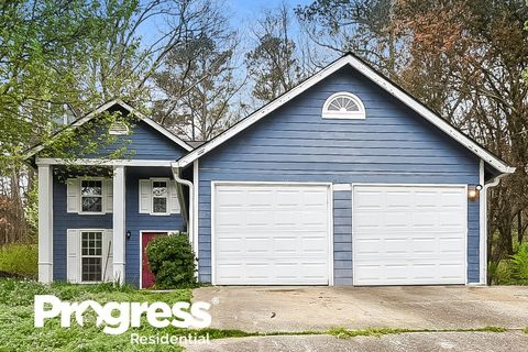 Photo of 5275 Forest Downs Ln, College Park, GA 30349