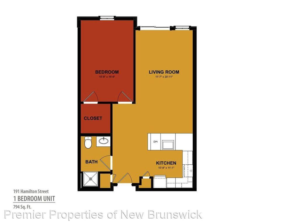 191 Hamilton St New Brunswick Nj 08901 Realtor Com