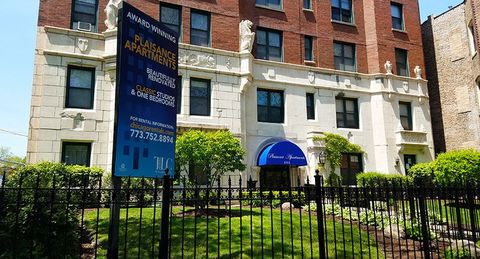 Photo Of 6104 S Woodlawn Ave Chicago Il 60637 Apartment For Rent
