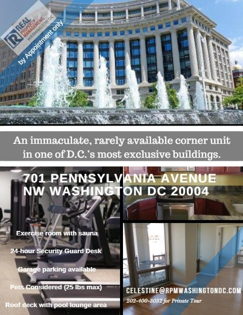 701 Pennsylvania Ave Nw Apt 1208, Washington, DC 20004
