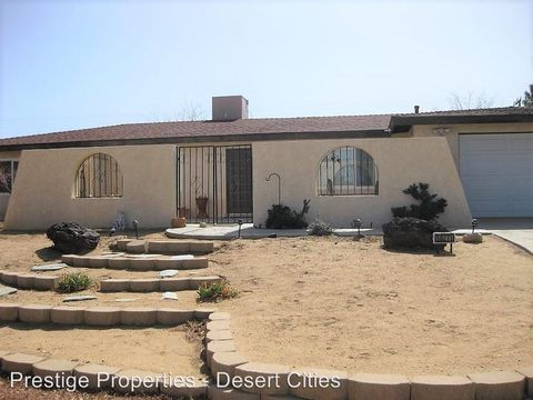 58271 Bonanza Dr, Yucca Valley, CA 92284