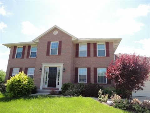 5528 Echo Springs Dr, Fairfield Township, OH 45011
