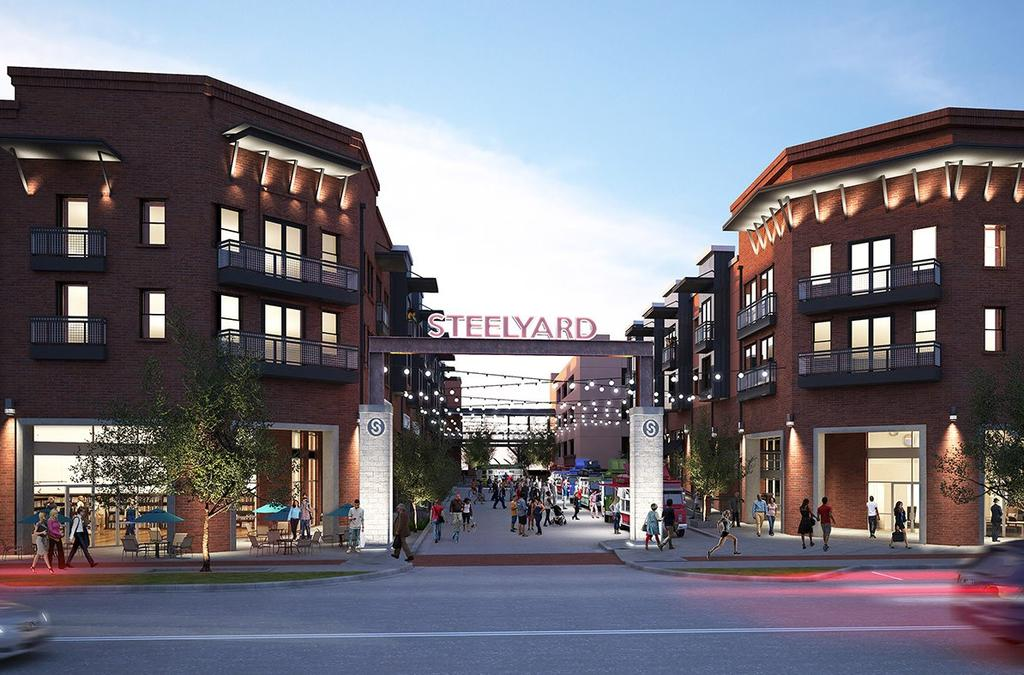 Steelyard Apartments