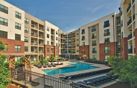 Apartments for rent in the gulch nashville