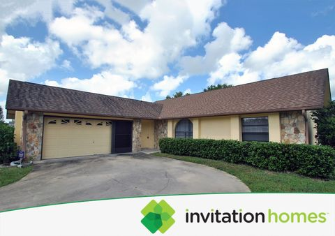 986 Nw Black Coral Ave, Palm Bay, FL 32907