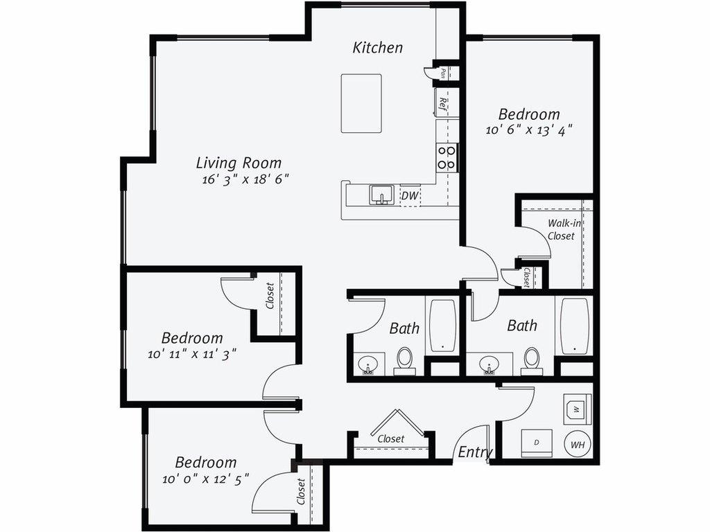 Avalon Meydenbauer 10410 Ne 2nd St Apartment For Rent Doorsteps Com
