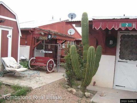 912 E Allen St # 4, Tombstone, AZ 85638
