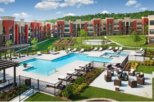 The Place At Quail Hollow Apartments Broken Arrow