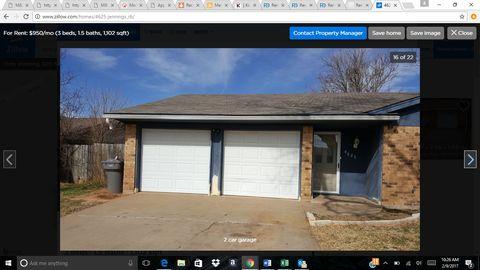 4625 Jennings Ave, Wichita Falls, TX 76310