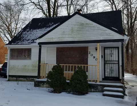 Photo of 20901 Pickford St, Detroit, MI 48219