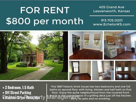 405 Grand Ave, Leavenworth, KS 66048