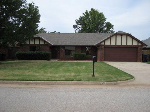Photo of 5317 Nw 110th St, Oklahoma City, OK 73162