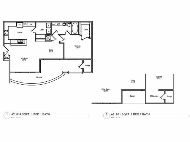 Apartments For Rent At The Veranda At Centerfield 7700 Willow