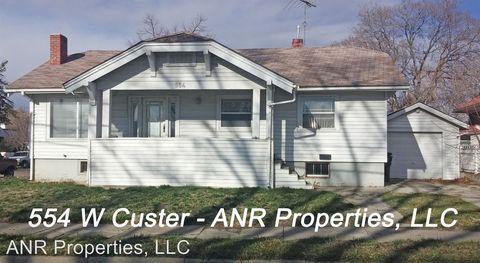 554 W Custer St, Pocatello, ID 83204