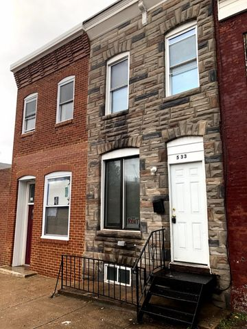 Photo of 533 N Patterson Park Ave, Baltimore, MD 21205