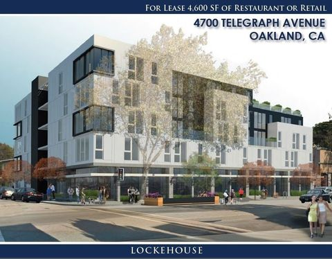 Photo of 4700 Telegraph Ave, Oakland, CA 94609